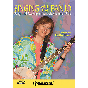 Singing with the Banjo (DVD)