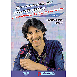 New Directions for Harmonica (DVD)