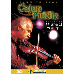 Learn to Play Cajun Fiddle (DVD)