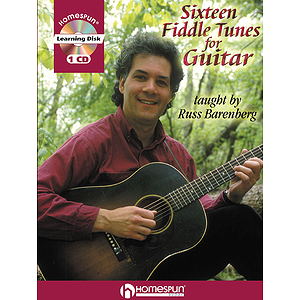 Sixteen Fiddle Tunes for Guitar