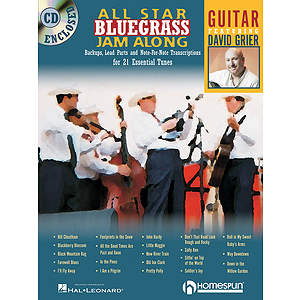 All Star Bluegrass Jam Along