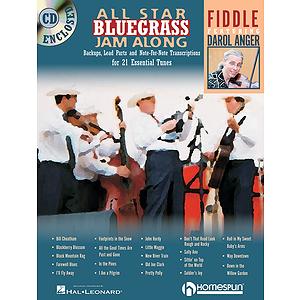 All Star Bluegrass Jam Along
