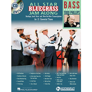 All Star Bluegrass Jam Along for Bass