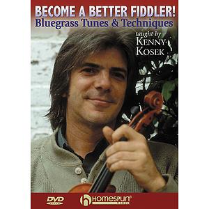 Become a Better Fiddler! (DVD)