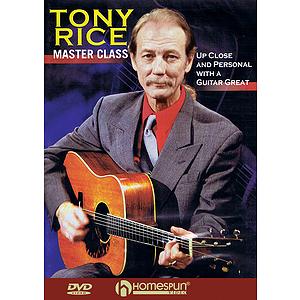 Tony Rice Master Class (DVD)