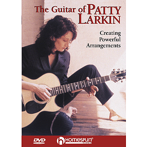 The Guitar of Patty Larkin (DVD)