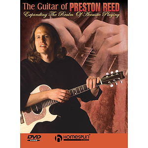 The Guitar of Preston Reed (DVD)