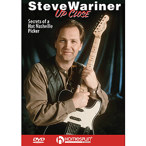 Steve Wariner - Up Close (DVD)