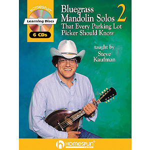 Bluegrass Mandolin Solos That Every Parking Lot Picker Should Know 2