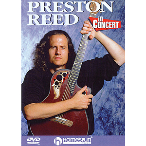 Preston Reed in Concert (DVD)