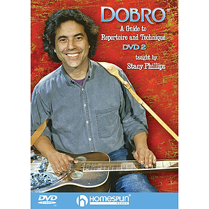 A Guide to Dobro Repertoire and Technique (DVD)
