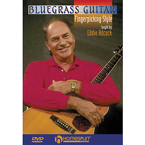 Fingerstyle Bluegrass Guitar (DVD)