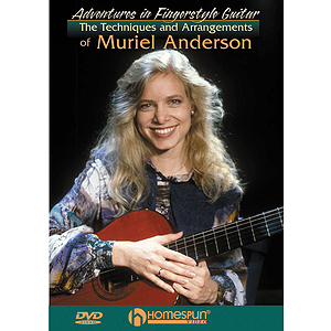 The Techniques and Arrangements of Muriel Anderson (DVD)