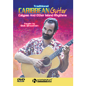 Traditional Caribbean Guitar (DVD)