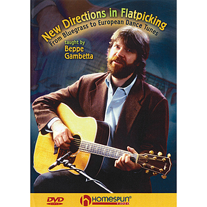 New Directions in Flatpicking (DVD)