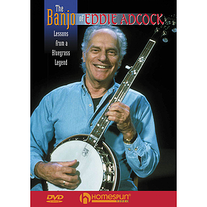 The Banjo of Eddie Adcock (DVD)