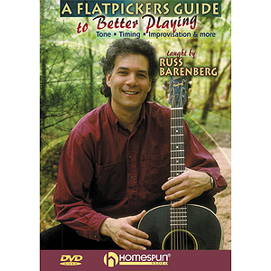 A Flatpicker's Guide to Better Playing (DVD)
