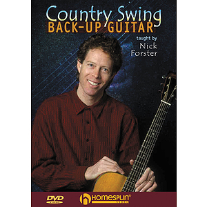 Country Swing Back-Up Guitar (DVD)