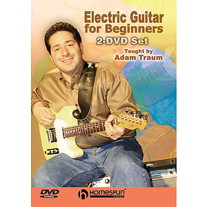 Electric Guitar for Beginners (DVD)