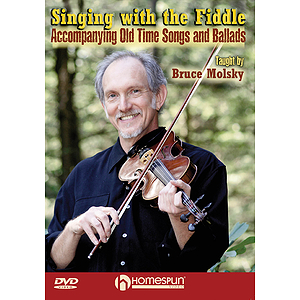 Singing with the Fiddle! (DVD)