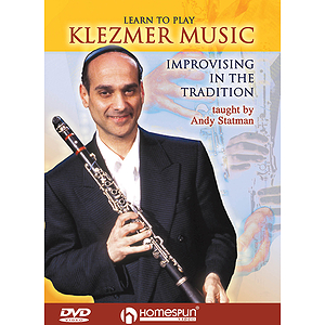 Learn to Play Klezmer Music (DVD)