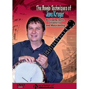 The Banjo Techniques of Jens Kruger (DVD)