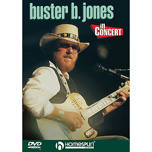 Buster B. Jones in Concert (DVD)