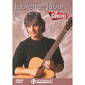 Laurence Juber in Concert (DVD)