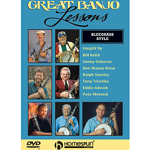 Great Banjo Lessons (DVD)