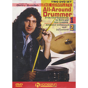 The Complete All-Around Drummer (DVD)