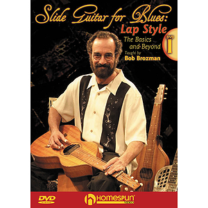 Slide Guitar for Blues: Lap Style (DVD)