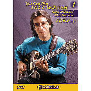 You Can Play Jazz Guitar (DVD)