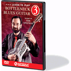 Learn to Play Bottleneck Blues Guitar (DVD)