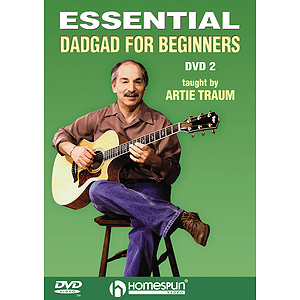 Essential DADGAD for Beginners (DVD)