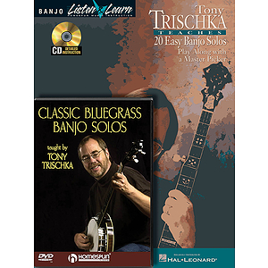 Tony Trischka - Banjo Bundle Pack (DVD)
