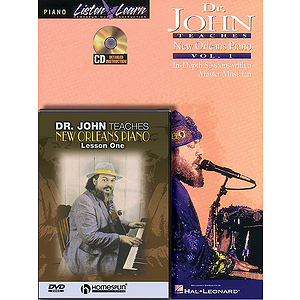 Dr. John -¦Piano Bundle Pack (DVD)