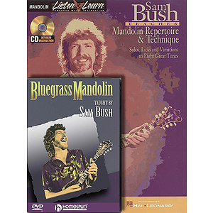 Sam Bush - Mandolin Bundle Pack (DVD)