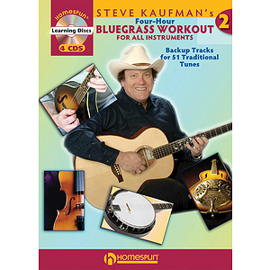 Steve Kaufman's Four-Hour Bluegrass Workout - Series Two