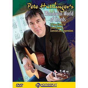 Pete Huttlinger's Wonderful World of Chords (DVD)