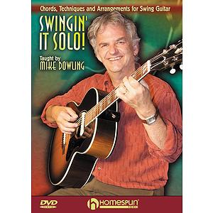 Swingin' It Solo (DVD)