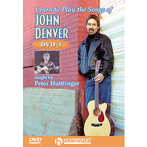 Learn to Play the Songs of John Denver (DVD)