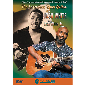The Legendary Blues Guitar of Josh White (DVD)