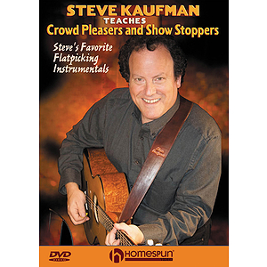 Steve Kaufman Teaches Crowd Pleasers and Show Stoppers (DVD)