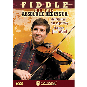 Fiddle for the Absolute Beginner (DVD)