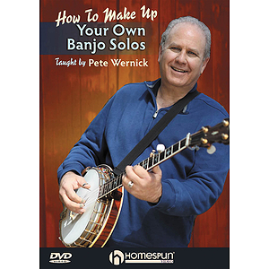 Make Up Your Own Banjo Solos (DVD)