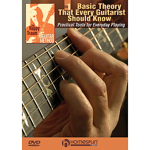 The Happy Traum Guitar Method:¦Basic Theory That Every Guitarist Should Know (DVD)