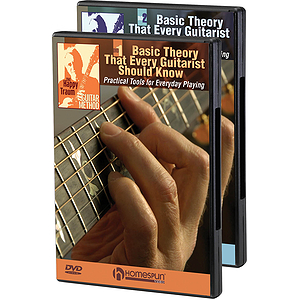 The Happy Traum Guitar Method -¦Basic Theory That Every Guitarist Should Know (DVD)