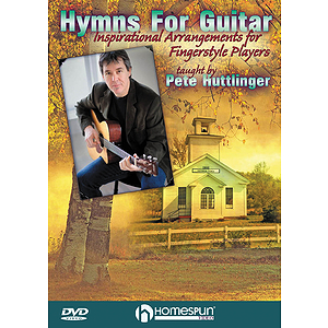 Hymns for Guitar (DVD)
