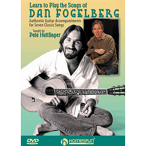 Learn to Play the Songs of Dan Fogelberg (DVD)