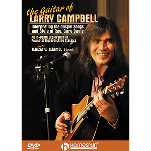 The Guitar of Larry Campbell (DVD)
